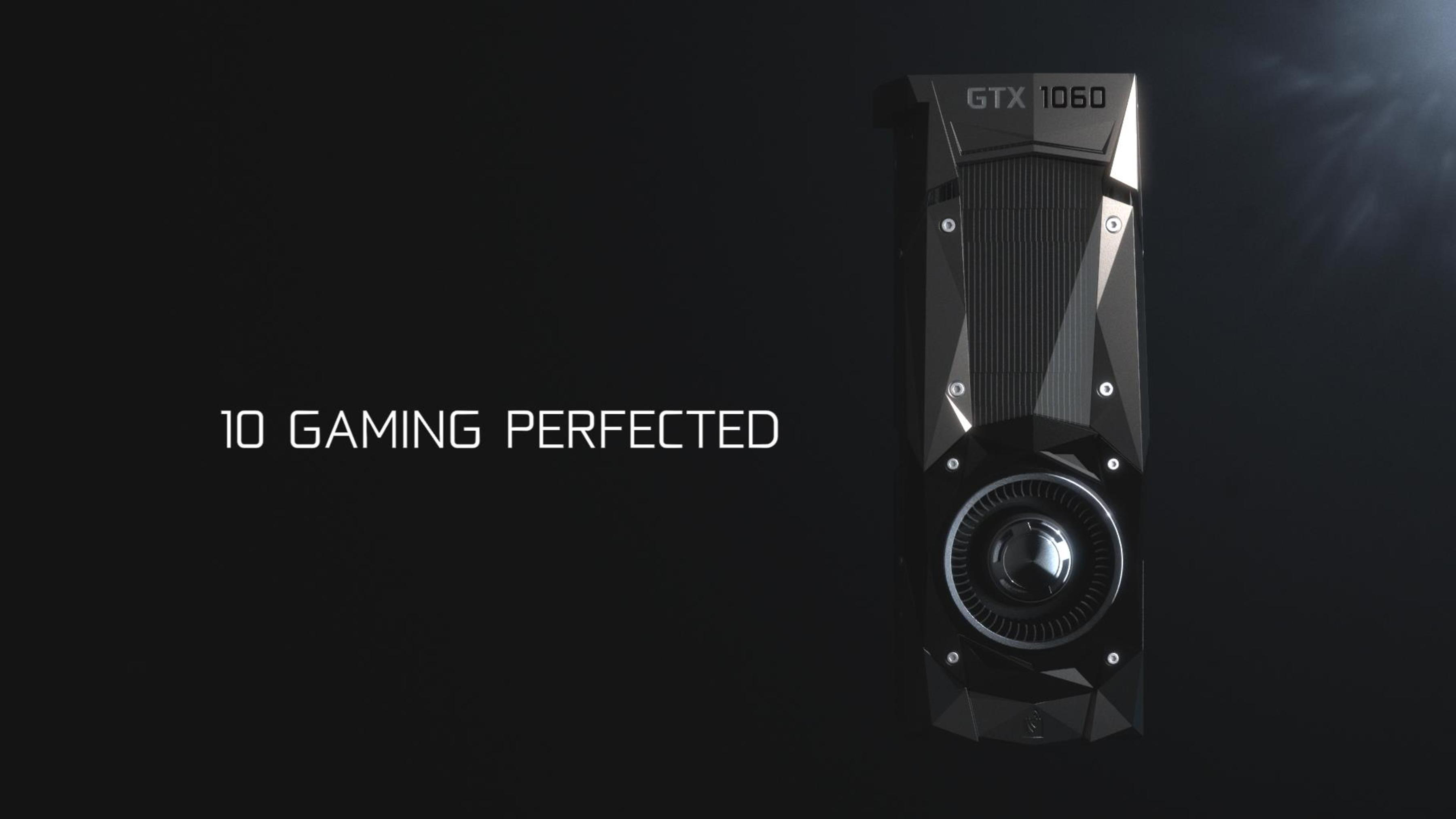 Nvidias Geforce GTX 1060 Will Rock A 256 Bit Bus