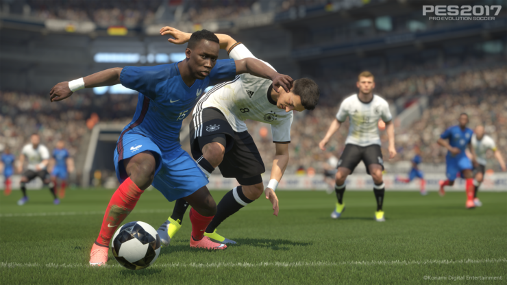 Pro Evolution Soccer 2017 Announced, Launching On Consoles