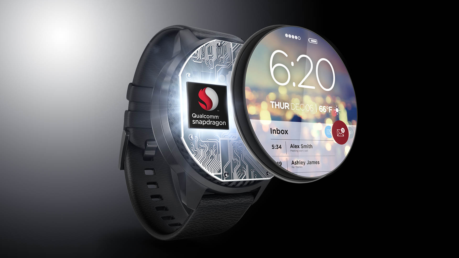 Qualcomm unveils Snapdragon Wear 1100 for next-gen wearables
