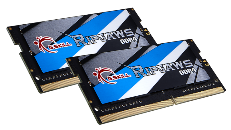 G.Skill Announces World's Fastest DDR4 Gaming RAM For Laptops