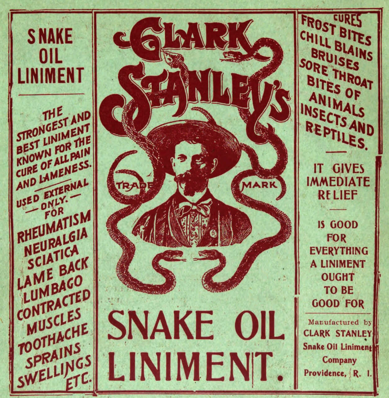 The Snake Oil of Start...