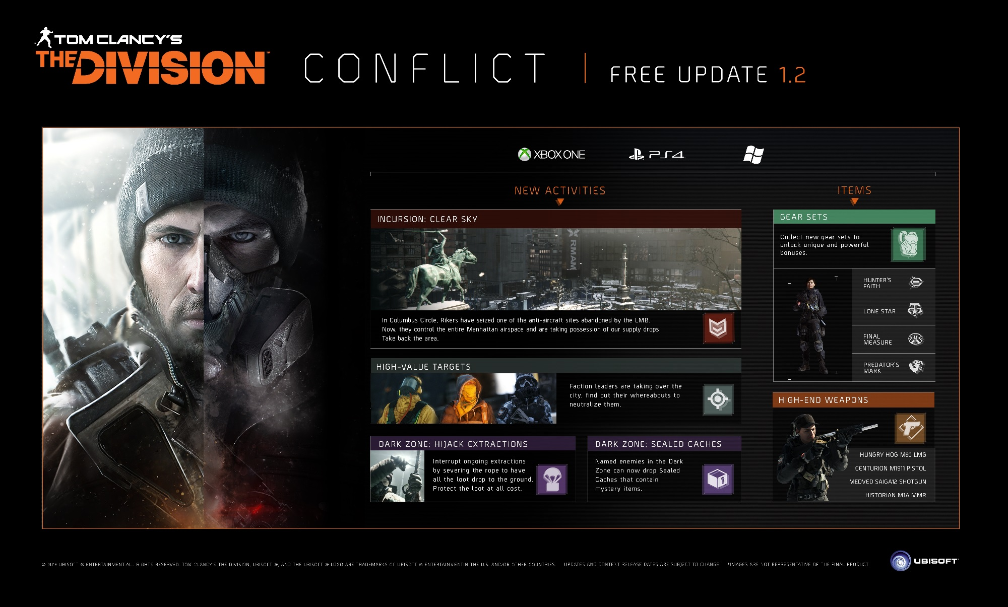 the division 1 2 to add stashes to dark zone checkpoints. Black Bedroom Furniture Sets. Home Design Ideas