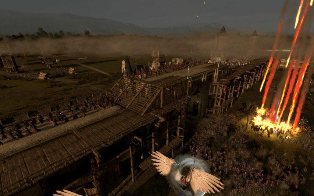 Total War Warhammer 03 - Raining Fire