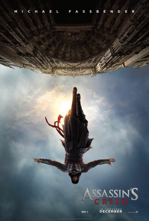 Assassin's Creed Movie Gets Its Very First Trailer – Watch It Right Here