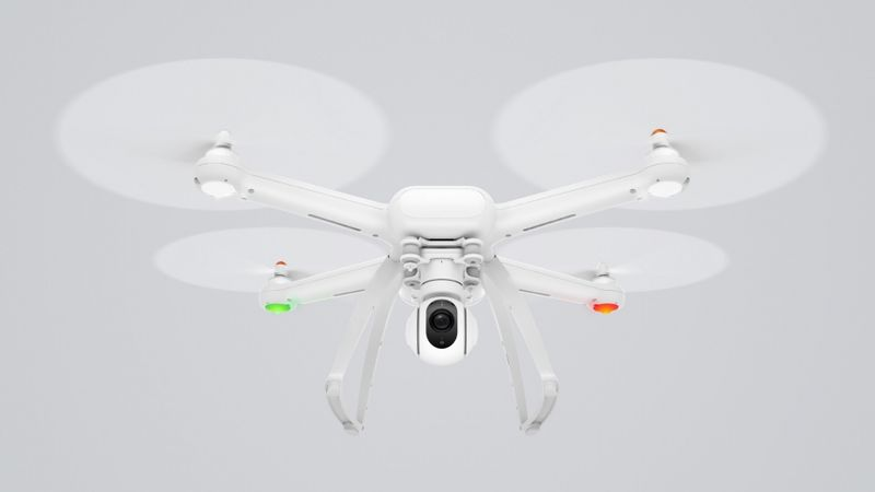 Xiaomi Mi Drone Gets Unboxed – Relive The Golden Moments Right Here