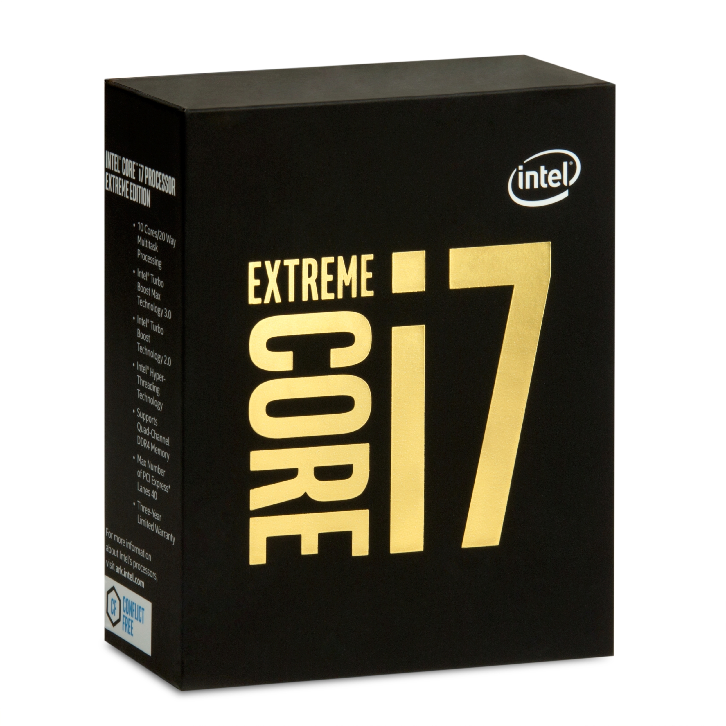 Intel core i7-980x six-core processor extreme edition review.