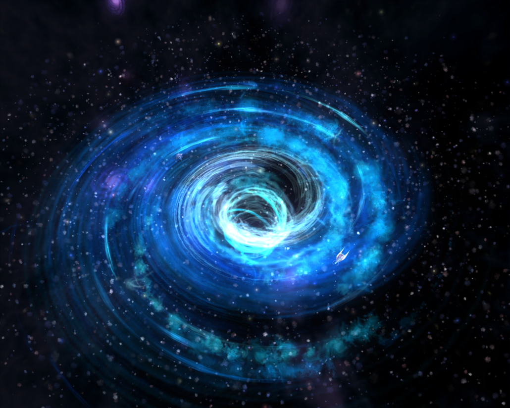 a discussion of the concepts of the black hole Recommendations and tips for writing good discussion questions give your own example that illustrates at least three of the author's main concepts.