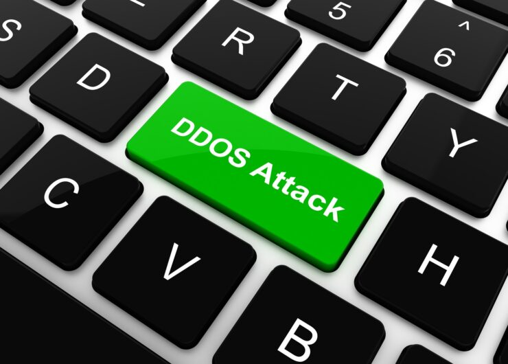 ddos attack on fiverr
