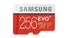 Samsung Has Announced A 256GB MicroSD Card That Can Effortlessly Record 4K Videos