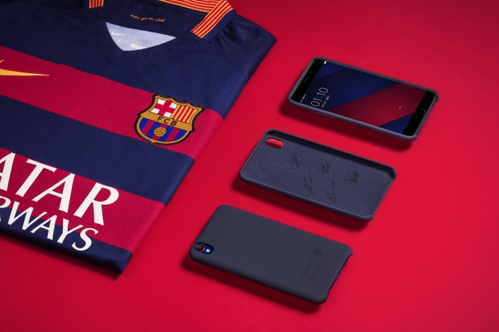 OPPO F1 Plus FC Barcelona Edition Has Been Officially Announced