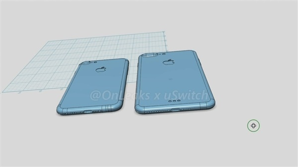 Detailed Cad Leaks For Iphone 7 Plus Confirm Several Features Show Little Design Upgrades