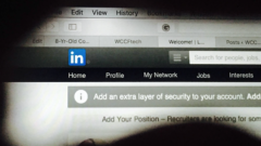 linkedin-security