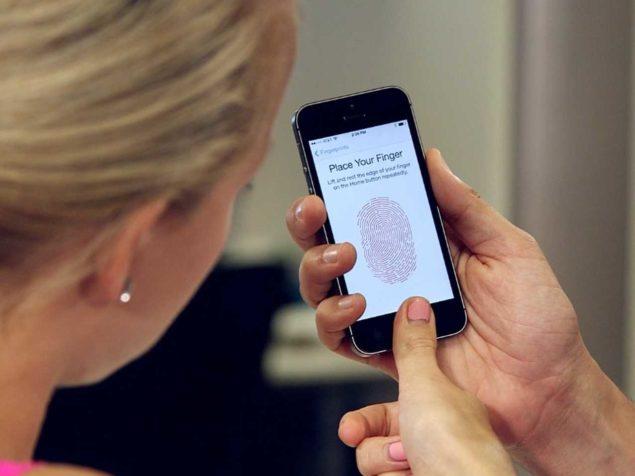 fbi unlock iphone fingerprint