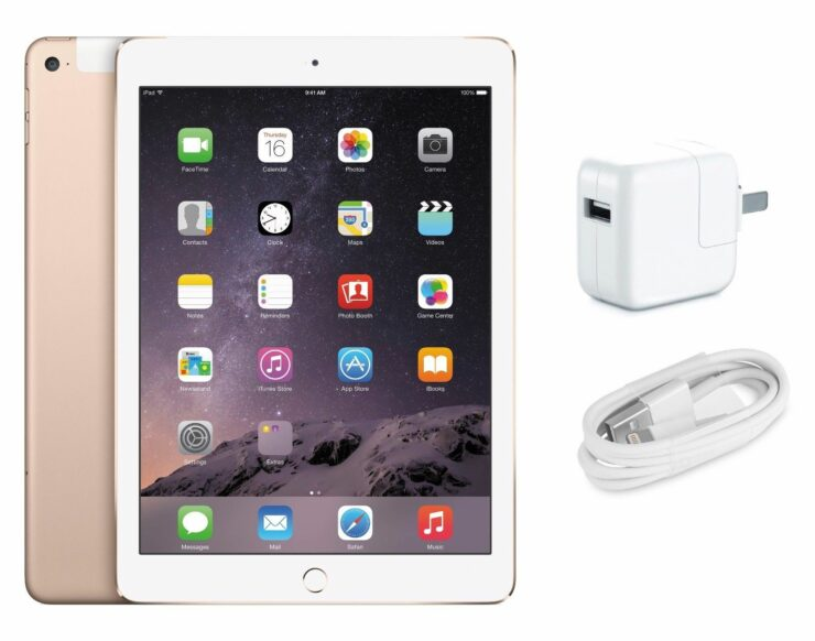 iPad Air 2 128GB Model Gets A 38 Percent Discount – See The Deal Right Here