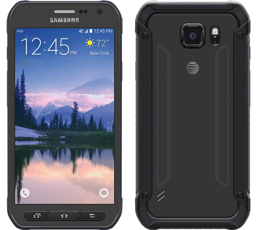 Galaxy S7 Active Images Show Up In Latest Leak – Looks AT&T Exclusive