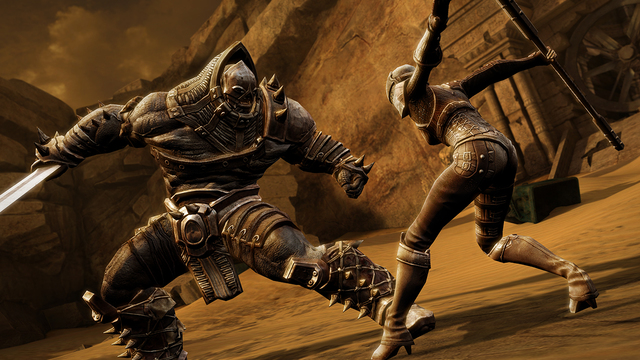 Infinity Blade III Discounted To $0 99 For A Limited Time
