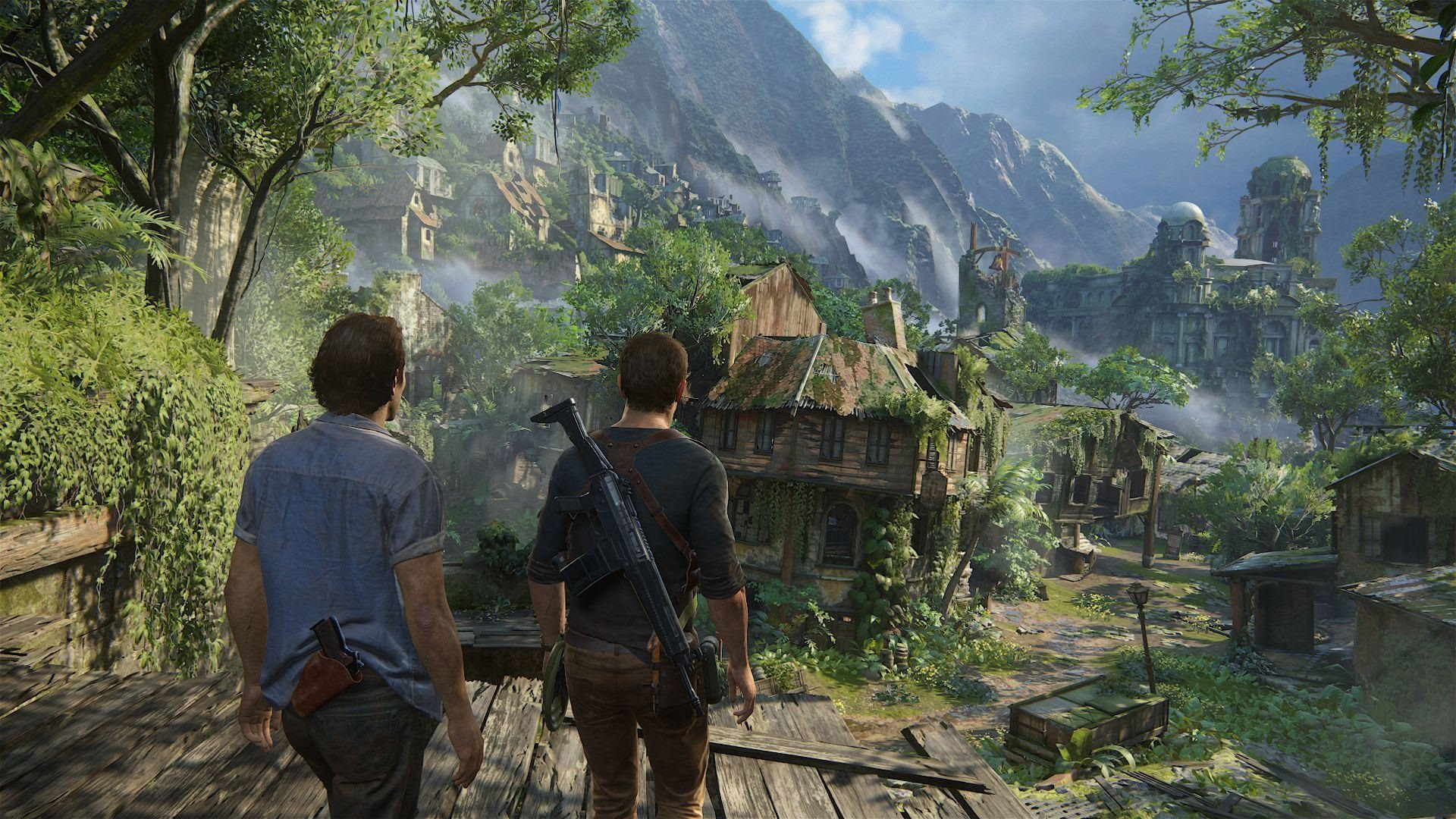 Naughty Dogs Latest Opus Uncharted 4 A Thiefs End Came Out Two Weeks Ago And It Received Incredible Recognition From Gamers Critics Alike