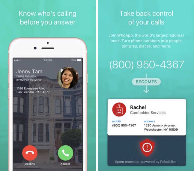WhoApp Delivers Unknown Caller Information To You – Absolutely Free
