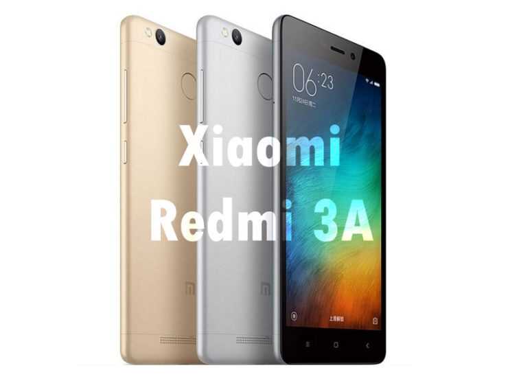Xiaomi Redmi 3A Shows Up On TENAA With An Astronomical Battery Capacity