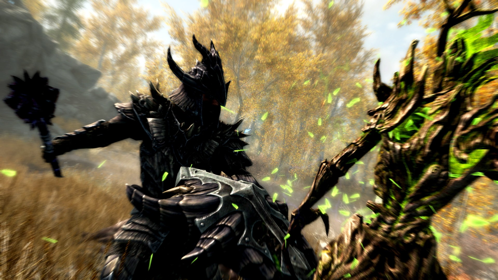 The Elder Scrolls V Skyrim Special Edition Confirmed For Consoles And Pc First Screens Show Enhanced Graphics