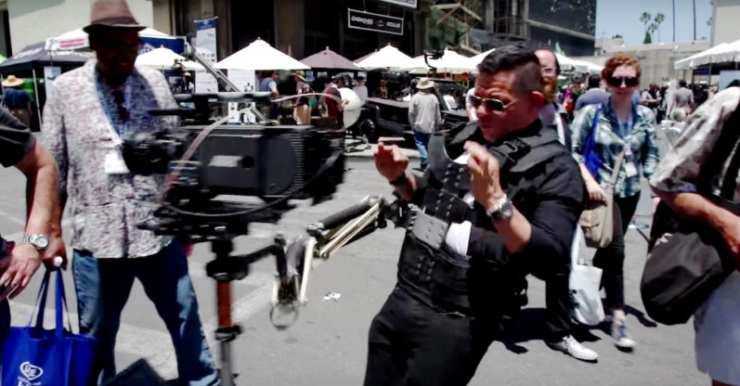 Watch A $70,000 Camera Get Smashed While Using A Stabilizer