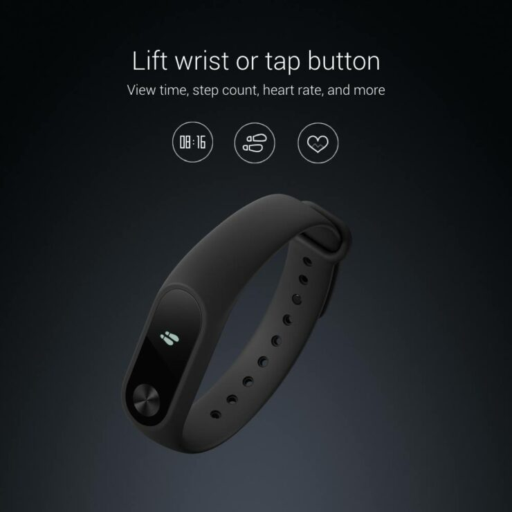 Xiaomi Mi Band 2 Is Official – Comes With An Impressive 20-Day Battery Life And Other Perks