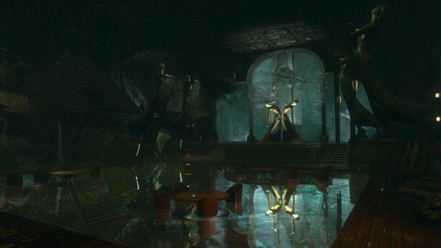 Reshade Ray Tracing Bioshock Remastered PC Patch