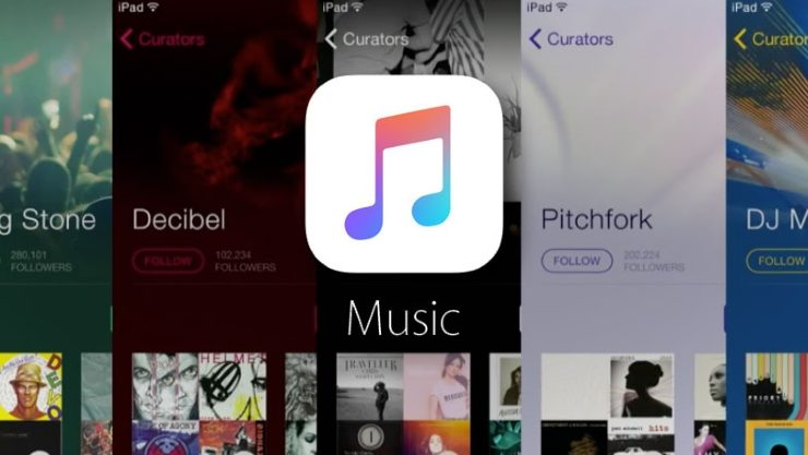 Apple Music Overtakes Spotify In Number Of Premium