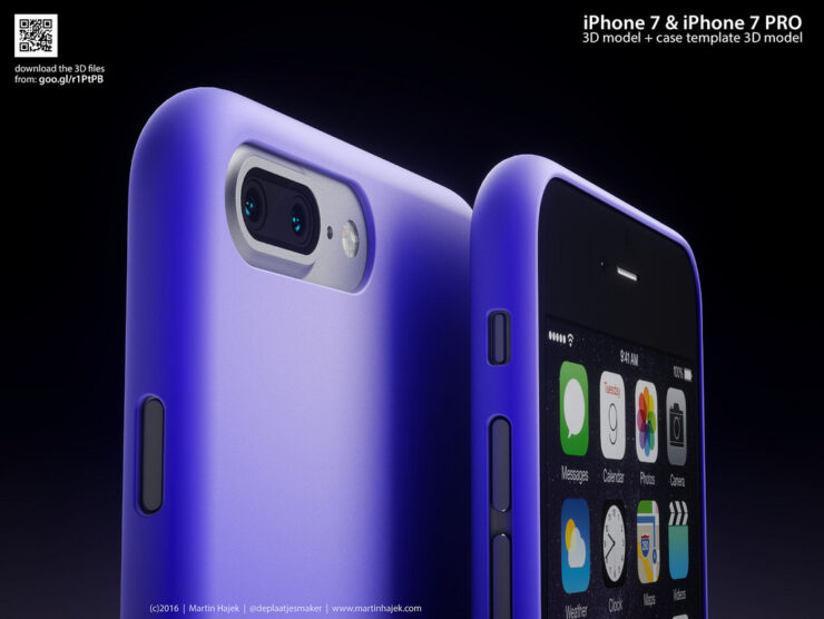 Although Yesterdays IPhone 7 Pro Concept Was On Point In A Lot Of Ways But It Lacked Little Bit Polish Other Words That HD Texture