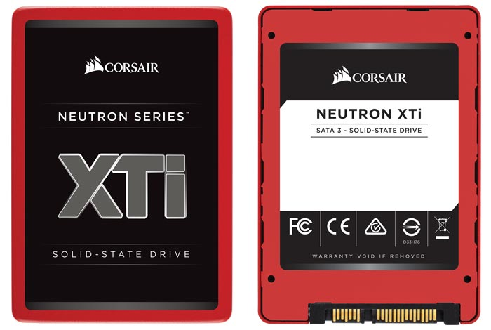 Corsair Neutron Series XTi Performance Takes SSD Capacity Up To 2TB
