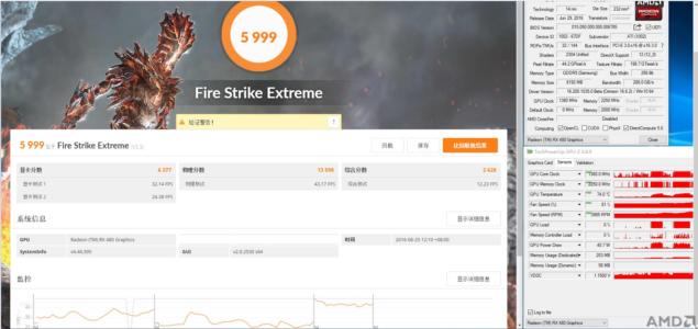 AMD Radeon RX 480 1.38 GHz Overclock
