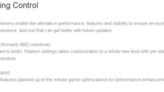 AMD Radeon RX 480 OC Capability and Radeon Wattman Detailed