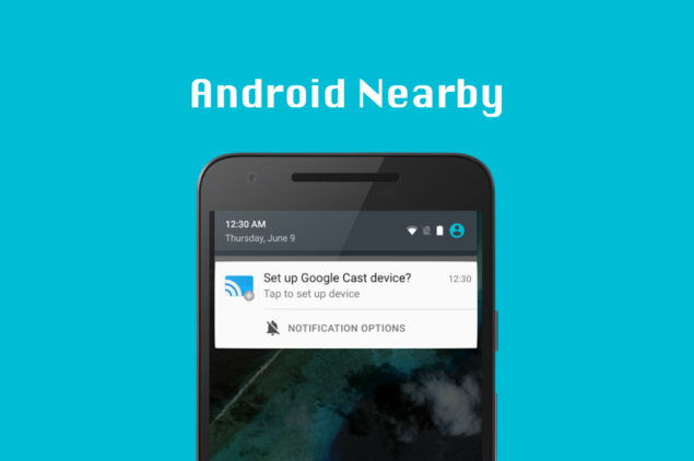 Android Nearby
