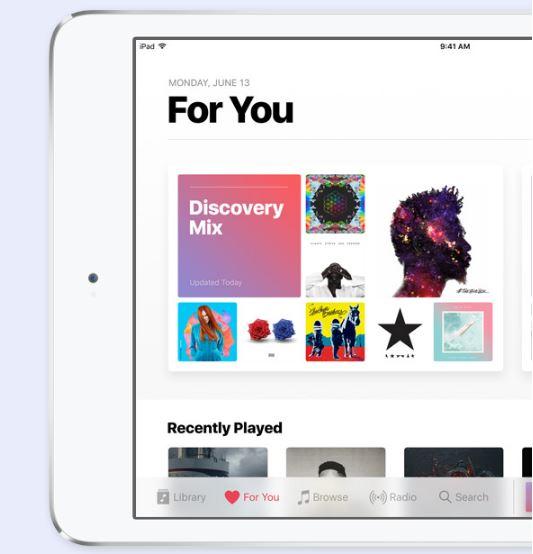 Apple Musicnotog
