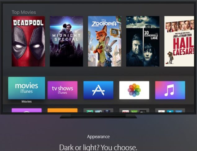 Apple TV Newe