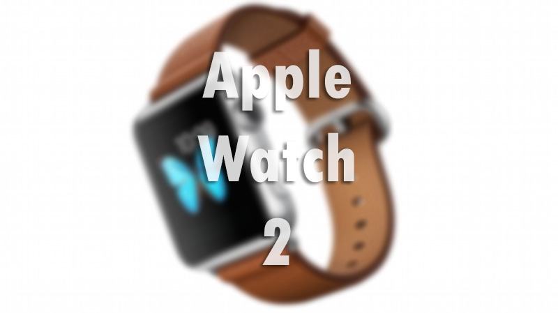 Apple Watch 2 Is Rumored To Bring In GPS And Swim Tracking Functions