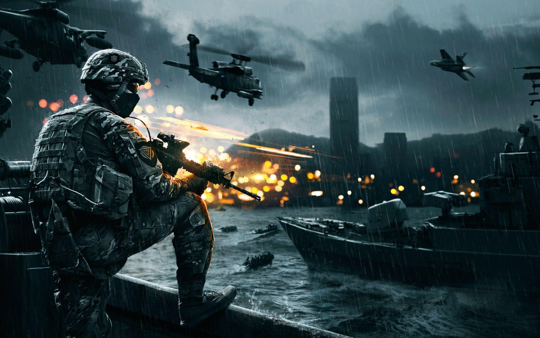 Pubg Hd Background Battle Field: Battlefield 1, Battlefield 4, Hardline Are All Getting A