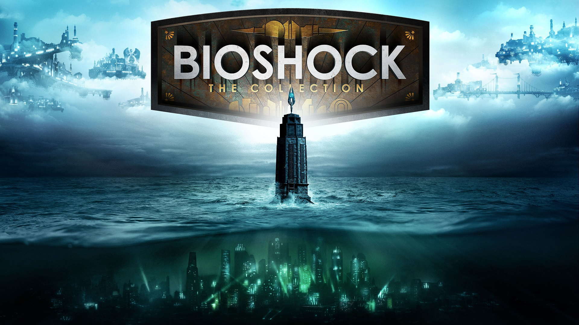 BioShock: The Collection Remastered Games Run at 1080p/60fps - Free PC Upgrade Offer Explained