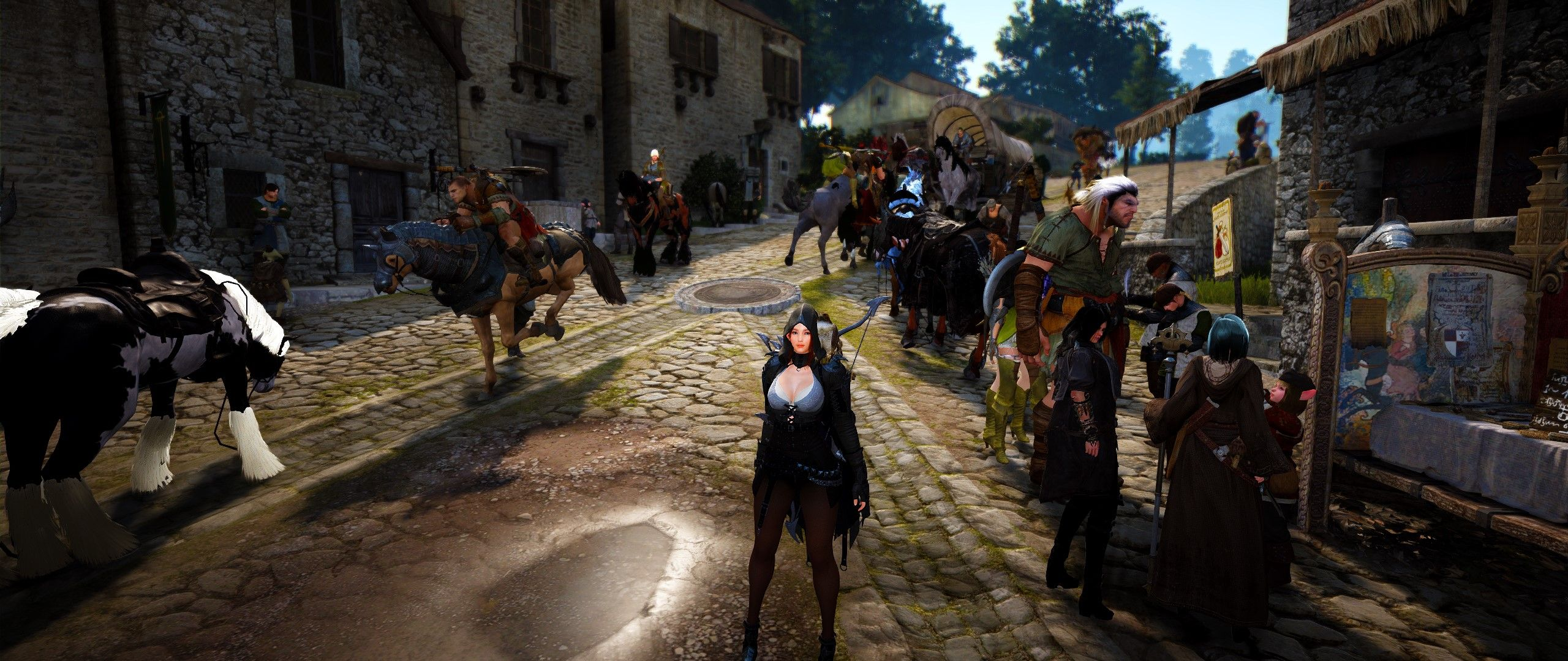 Black Desert Online Review - The Power of Great Updates