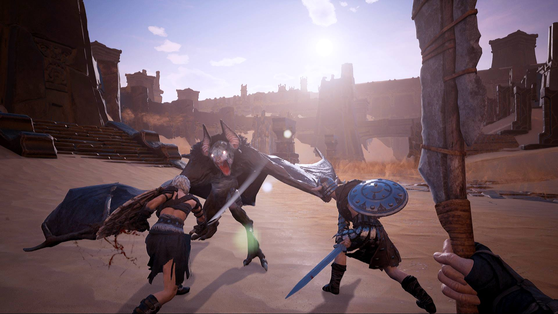 funcom delays conan exiles early access launch to january 2017