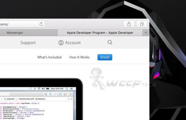 Enroll Apple Developer Program