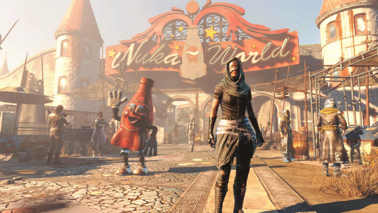 Fallout 4 Update 1.5.4