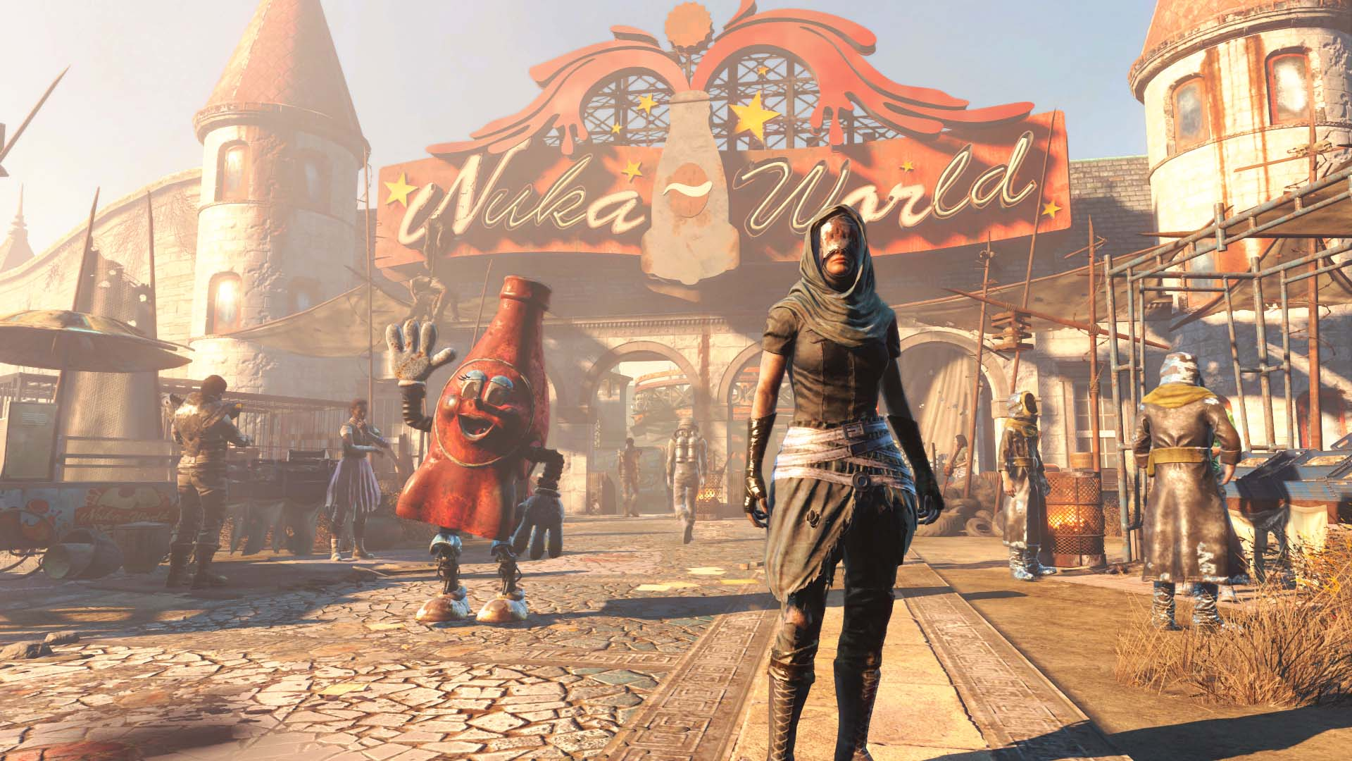 fallout 4 update 1 5 4 includes mod specific improvements and