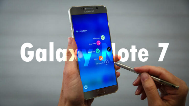 Samsung's Galaxy Note 7 To Feature A Modified SoC Developed By The Company