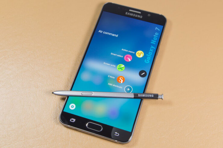 Galaxy Note 7 Will Commence Production During The Month Of July