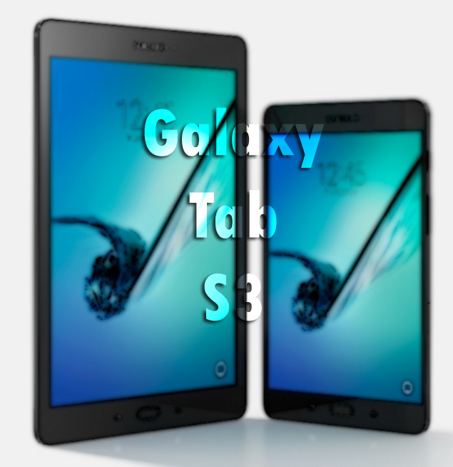 Galaxy Tab S3 Images Pop Up Before Official Announcement – Here Are All The Hardware Details