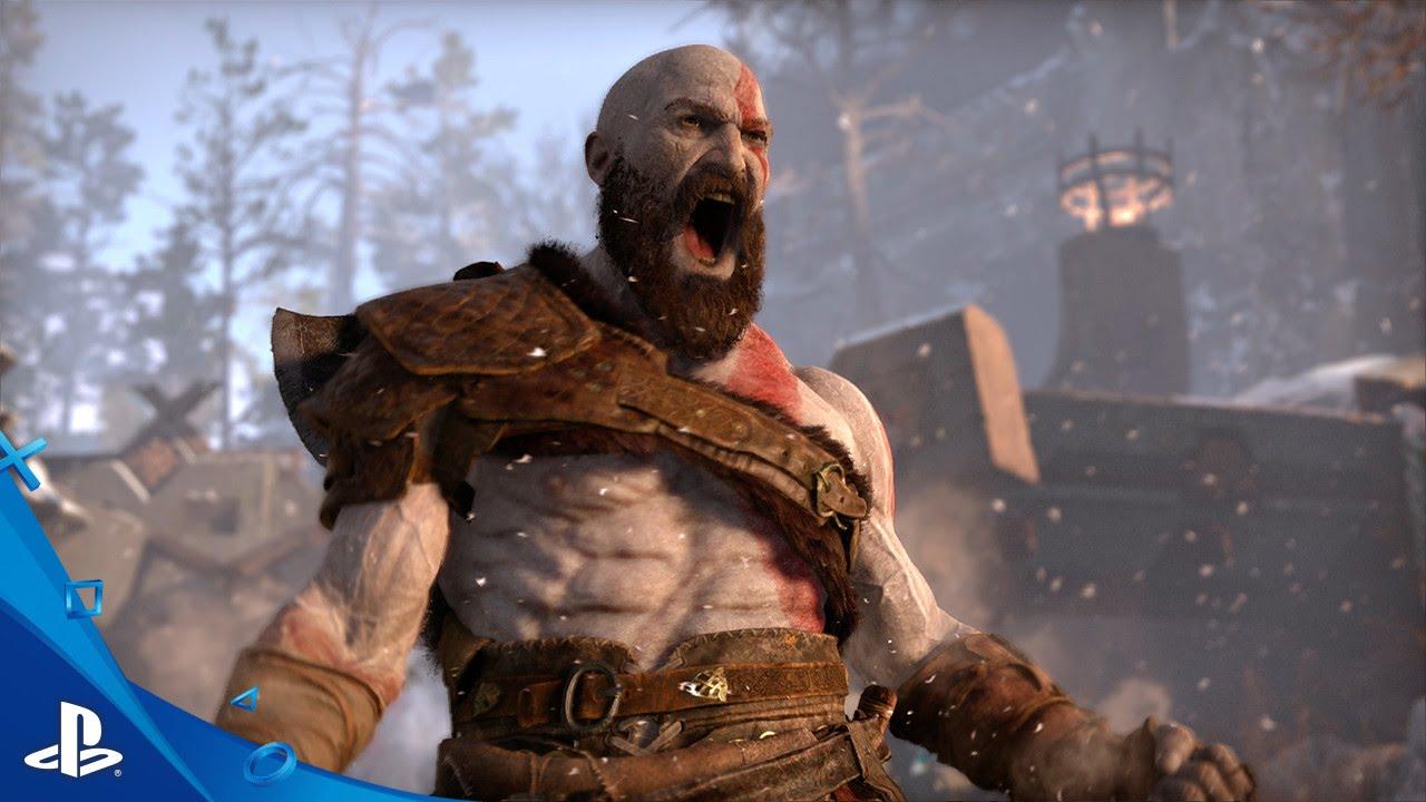 God of War 2018 PS4