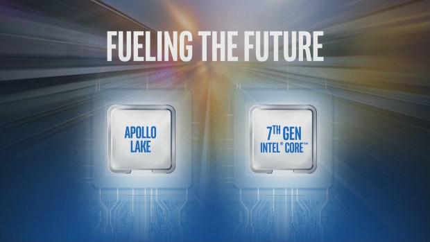 Intel Kaby Lake Processors