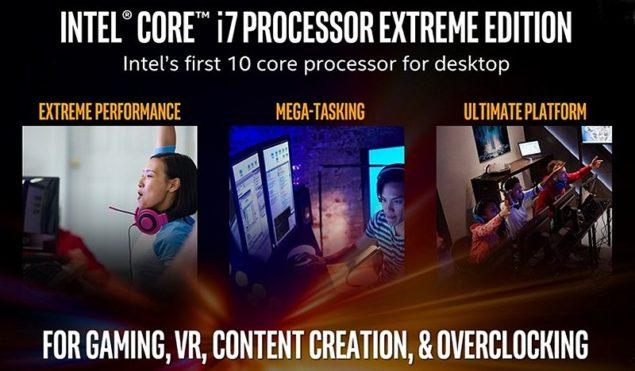 Intel Skylake-X Core i7 Extreme Edition