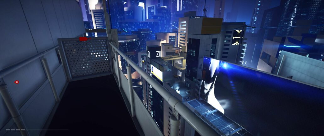 Mirror's Edge Catalyst 04 - Rooftops